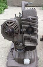 Vintage Revere Model 85 8 MM Movie Projector With Case--Needs Some Work