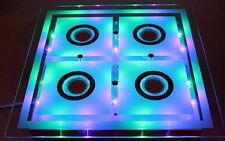 LED Deckenleuchte Leuchte Decken Lampe mit Farbwechsel bunt + Fernbedienung OVP