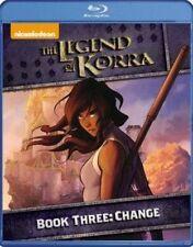 Legend of Korra Book Three Change - Blu-ray Region 1 SH