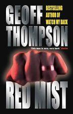 GEOFF THOMPSON ___ RED MIST ____ SHOP SOILED ____ FREEPOST UK