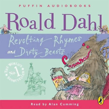 Revolting Rhymes and Dirty Beasts - Alan Cumming (2008) CD