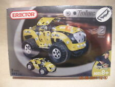Erector Tuning #4951 2 Models 147 parts Factory Sealed!