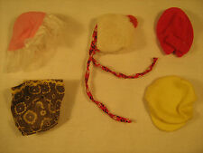 Lot of Barbie Doll 1960's Hats [Y39Bl2]
