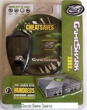NEW Factory Sealed Game Shark Game Saves Cheats Codes for Original XBOX System