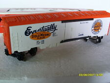 "LIONEL ""O""O/27 GAUGE GOLD MEDAL BILLBOARD REEFER CAR"