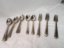 22 Victor S. Company A1+ Overlay International  Silver Flatware