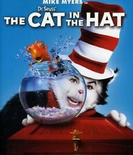 Dr. Seuss' the Cat in the Hat [New Blu-ray] Ac-3/Dolby Digital, Digita