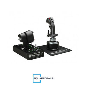 ThrustMaster HOTAS Warthog Throttle and Stick Joystick Pack for PC 2960720 VS