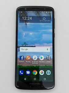 Motorola Moto G6 5.7 inch - 32GB - Blue (Tracfone) Smartphone