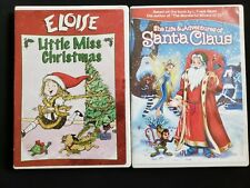 The Life and Adventures of Santa Claus/ Eloise Little Miss Christmas DVD