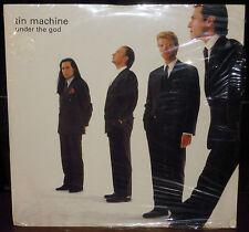 """EP 10"""" TIN MACHINE Under the god (Emi Usa 89 UK) David Bowie hard rock SEALED!"""