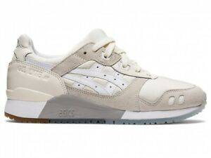 Asics Sport Style Women's Shoes GEL-LYTE III OG MEETS EMMI 1202A235 CREAM/WHITE