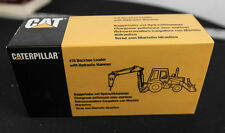 CATERPILLAR 416 BACKHOE LOADER DIECAST MODEL GERMANY NEW RARE CAT NZG