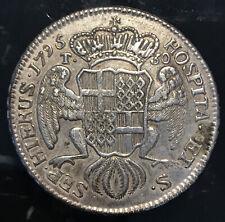 More details for 1795 - ex-mount silver 30 tari coin - malta - emmanuel de rohan