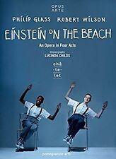 EINSTEIN ON THE BEACH: AN OPERA IN 4 ACTS NEW DVD