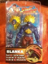 "BLANKA blue|Sota Toys|Street Fighter Round 2|6"" Figure