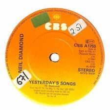 "Neil Diamond - Yesterday's Songs - 7"" Vinyl Record"