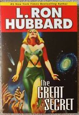 THE GREAT SECRET by L. Ron Hubbard Galaxy Press 1st Printing 2008 New Golden Age