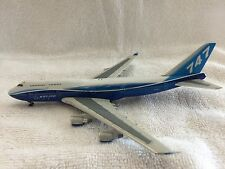 DRAGON WINGS JET-X BOEING 747-400  -  REGISTRATION  NO. N747ER  -  NEW IN BOX