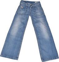 Diesel Jeans  Volver  W26 L30  Wash 008LB  Bootcut  Vintage  Used Look