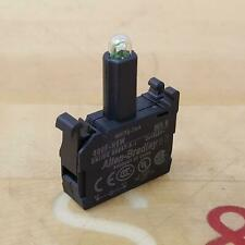 Allen Bradley 800F-N5W Series B LED Lamp Module, White, 120V - USED