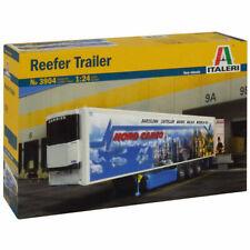 Reefer Trailer Kit 1 24 Italeri It3904 Model