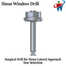 Dental Implant Surgical Membrane Sinus Lift Lateral Window Cutter Ø6.5mm