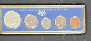1967 Usa Coin Set