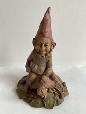 Vintage Tom Clark Gnome Pokey #78 1983 Cairn Studios Riding Turtle Retired Coa