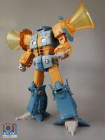 Pre-order Transformers Toys Toywolf TW-01G Dirty Man Samurai Oda Nobunaga gold