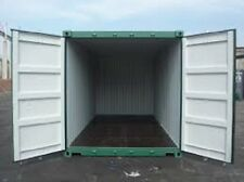20ft x 8ft Container - 1 tripper - best value - colour of your choice