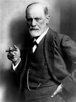 ART PRINT VINTAGE PHOTO PORTRAIT DOCTOR SIGMUND FREUD PSYCHOANALYSIS NOFL0465