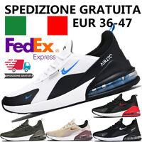 Scarpe Sportiv Donna Da Sneakers Palestra Corsa Uomo Stringate Ginnastica Casual