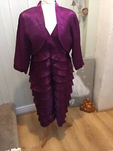 mother of the bride outfit Sz 18