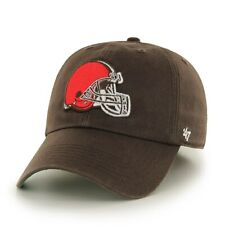 99e9a2666253f Cleveland Browns'47 Brand NFL Fan Cap, Hats for sale | eBay