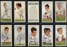 More details for full set, wills, rugby internationals 1929