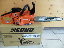 ECHO CS-281 WESC Carving Motorsäge Kettensäge 30cm Schnitzen Carvingsäge
