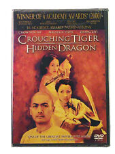 Crouching Tiger, Hidden Dragon (Dvd 2001 Widescreen) Pg-13 Martial Arts New