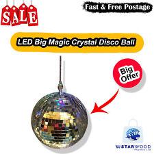 LED Big Magic Crystal Disco Balls Stage Light Club RGB DJ Party Decoration Piece