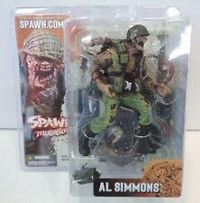 Spawn Mutations: Al Simmons Action Figure (2003) McFarlane Toys New Series 23