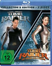 Tomb Raider - Teil: 1 & 2 (Collector's Edition)[Blu-ray/NEU/OVP] Angelina Jolie,