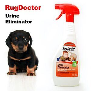 Rug Doctor Urine Eliminator Carpet Cleaner 500ml Pet Spray - NEW! RugDoctor