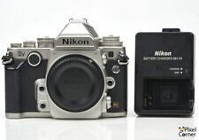 Nikon Df 16.2MP FX Full frame DSLR Digital camera body Silver 6002680