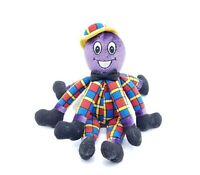 Henry The Octopus Plush Animal Bean Bag Toy The Wiggles Spin Master 2002
