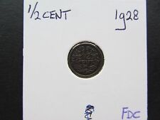 1/2 cent 1928 fdc