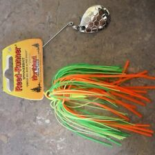 Northland Reed Runner Spinnerbait - 1/4oz - Firetiger, Bass Cod Perch Lure