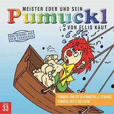 Schöne CD von Karussell: 33 – Schaukel / Fische - Meister Eder und sein Pumuckl