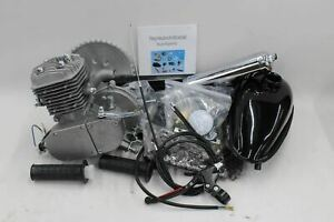 80cc Motorized Bicycle 2-Stroke Petrol Engine Complete Conversion Kit NEW