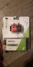 Vivitar DVR 786HD Full HD Digital Video Camera Action Cam 1080P Waterproof  New