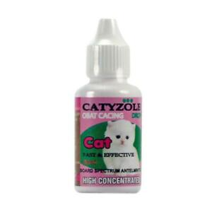 Catyzole Broad Spectrum Anthelmintic Deworming For Cat